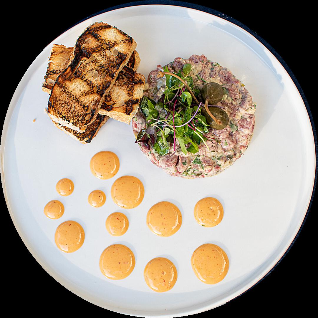 Filet Mignon Beef Tartare